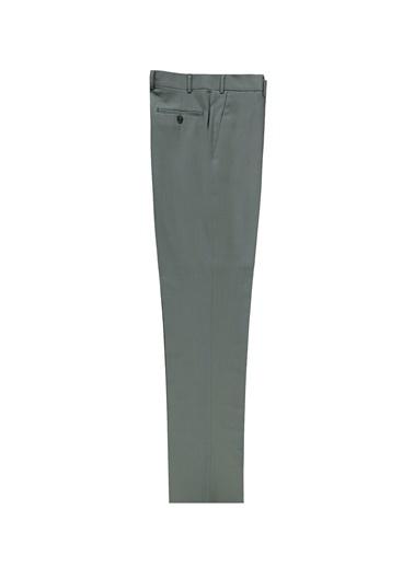 Kiğılı Klasik Pantolon Gri